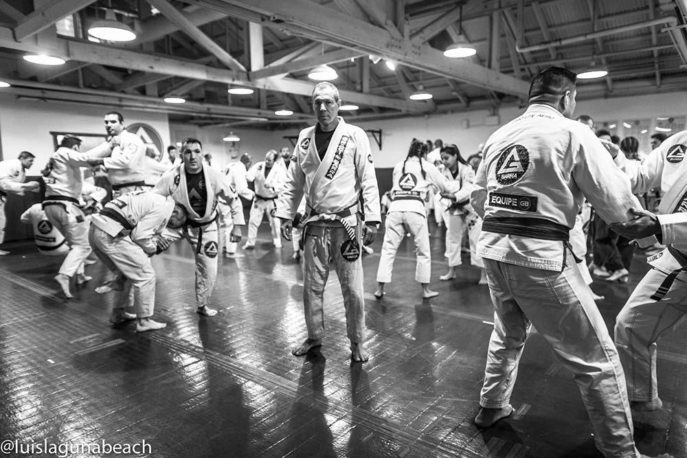 jiu-jitsu brésilien montreal master carlos gracie barra
